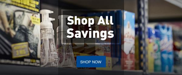 Shop All Savings.